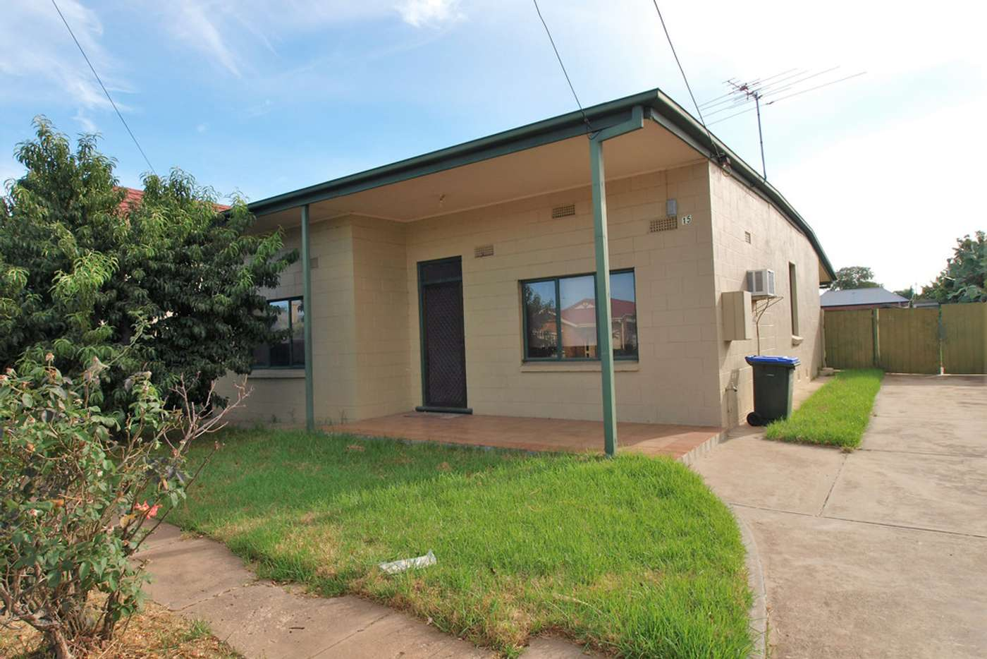 Main view of Homely house listing, 15 Cator Street, West Hindmarsh SA 5007
