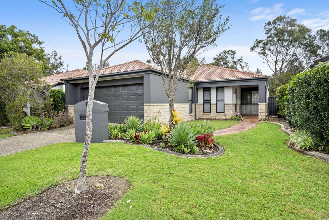 Main view of Homely house listing, 9 MELASTOMA WAY, Arundel QLD 4214