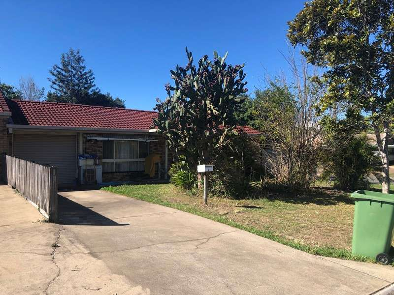 Main view of Homely semidetached listing, 2/7 Battersby Street, One Mile, QLD 4305