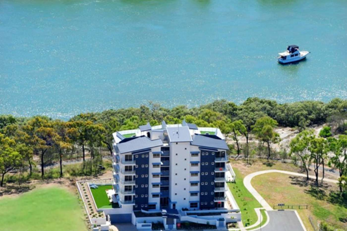 Main view of Homely apartment listing, 4/2 The Promenade, Boyne Island QLD 4680