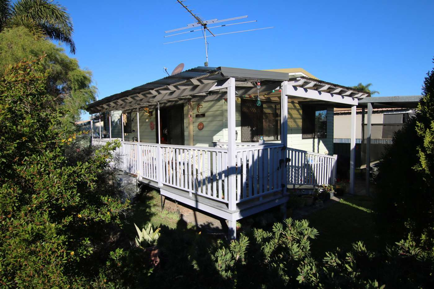 """Main view of Homely retirement listing, 50 Colonial Way """"Claremont Resort"""" Park Ridge Rd, Park Ridge QLD 4125"""