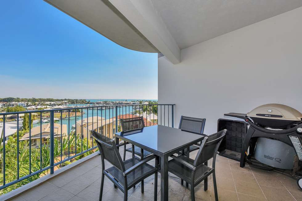 Second view of Homely apartment listing, 7/6 Marina Boulevard, Larrakeyah NT 820