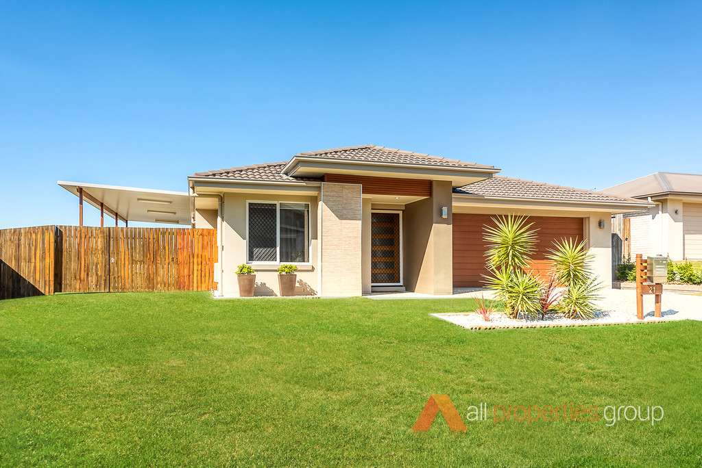 Main view of Homely house listing, 21 Schroeder Street, Yarrabilba, QLD 4207