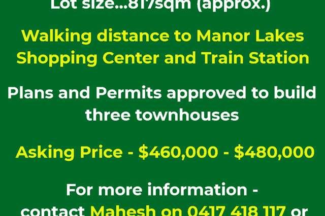 10 STRINGYBARK CLOSE, Manor Lakes VIC 3024