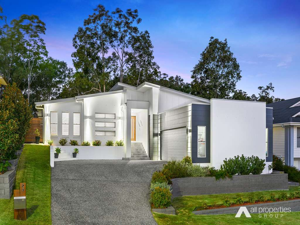 Main view of Homely house listing, 23 Waterhousia Crescent, Brookwater, QLD 4300