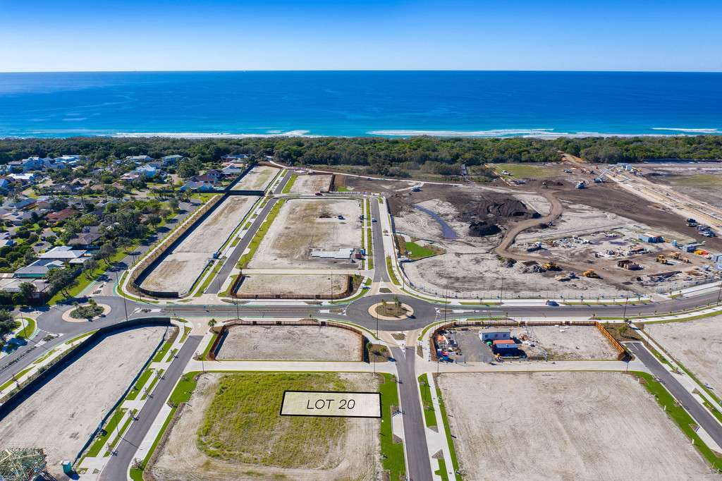 Main view of Homely  listing, Lot 20 Tailslide Crescent, Bokarina, QLD 4575