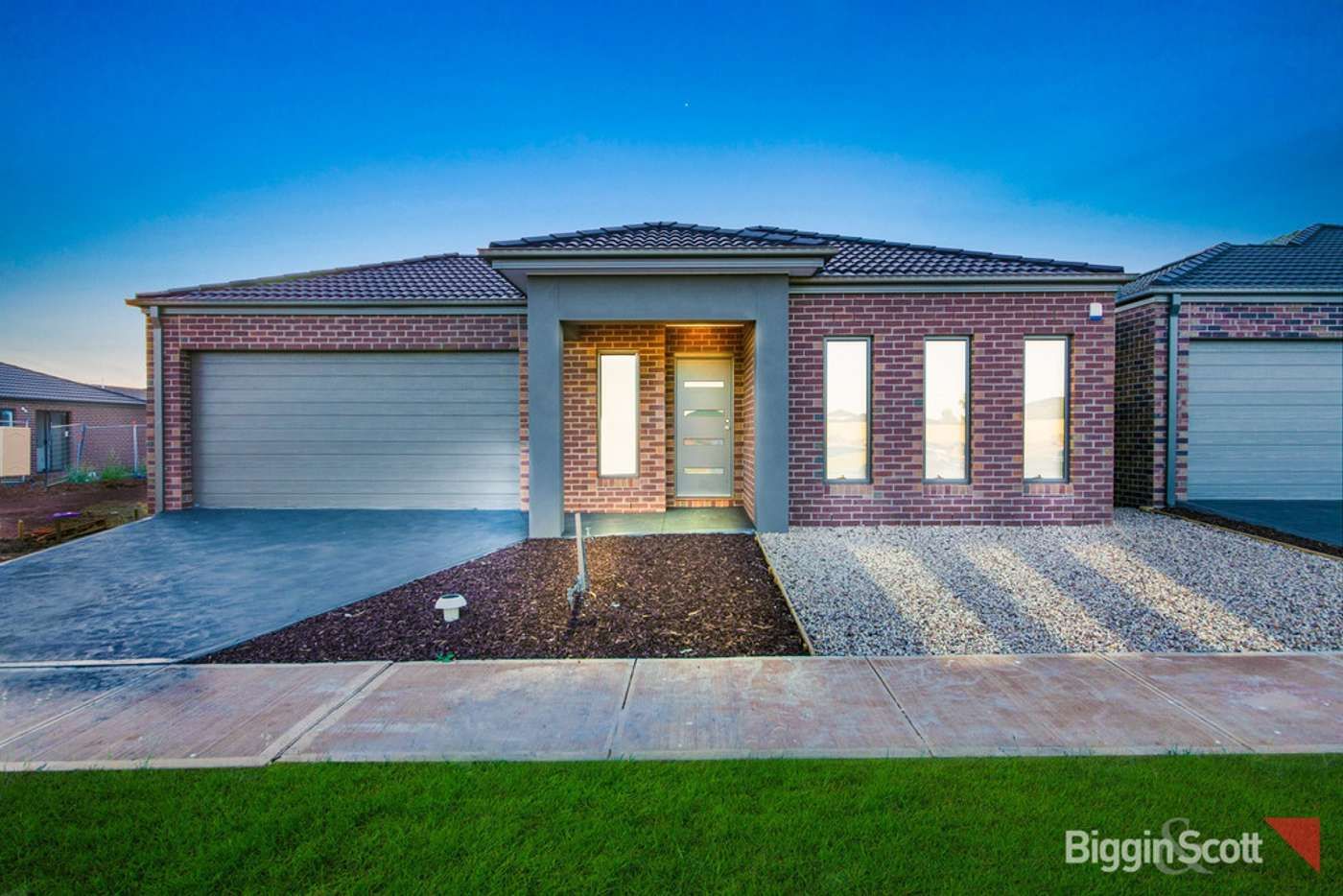 Main view of Homely residentialLand listing, 33 Bateman Drive, Harkness VIC 3337