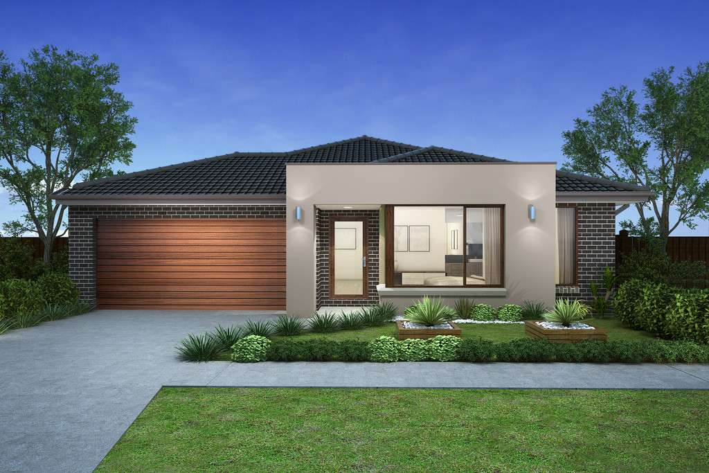 """Main view of Homely house listing, Lot 845 """"Exford Waters"""", Weir Views, VIC 3338"""