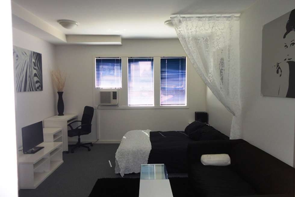 Second view of Homely apartment listing, 27/117 Bouverie Street, Carlton VIC 3053