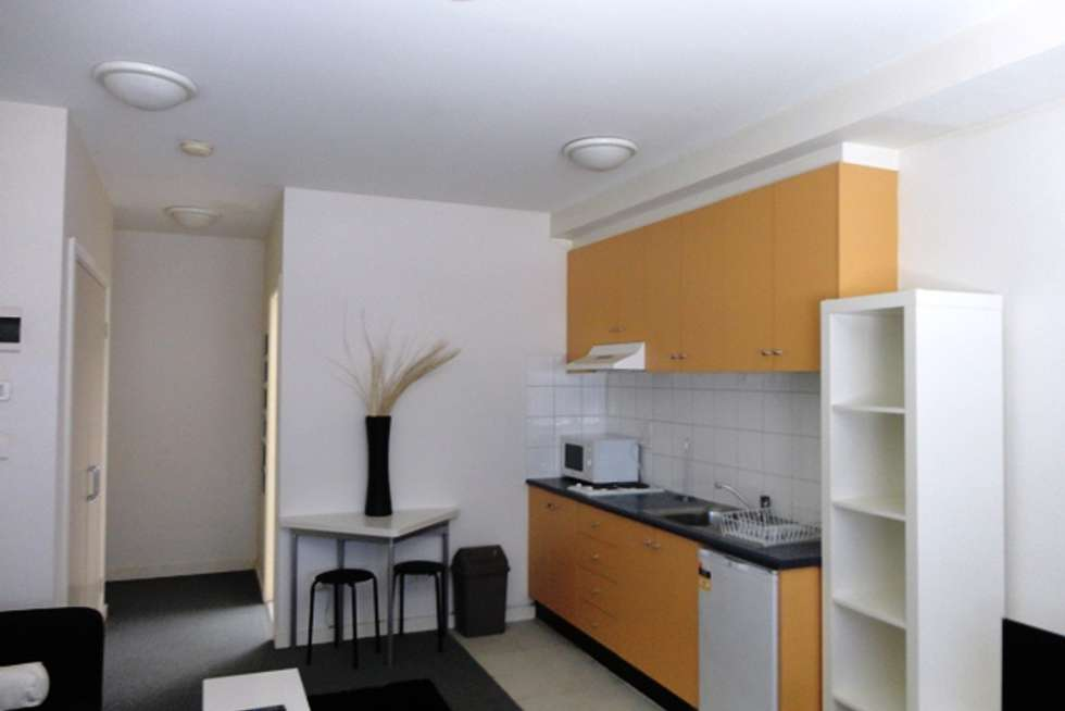 Third view of Homely apartment listing, 27/117 Bouverie Street, Carlton VIC 3053