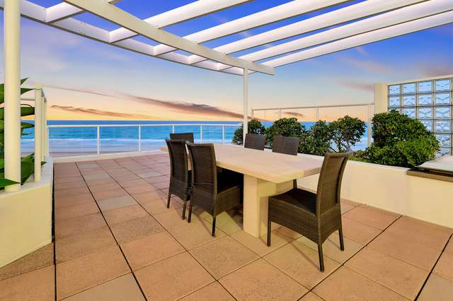 Beach House 2 13-25 Garfield Terrace, Surfers Paradise QLD 4217