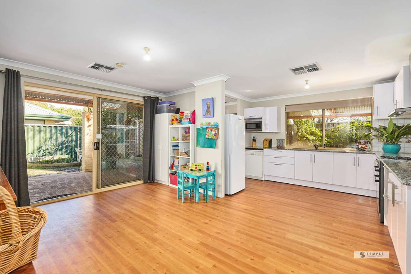 Fifth view of Homely house listing, 87 Lesueur Pass, Beeliar WA 6164