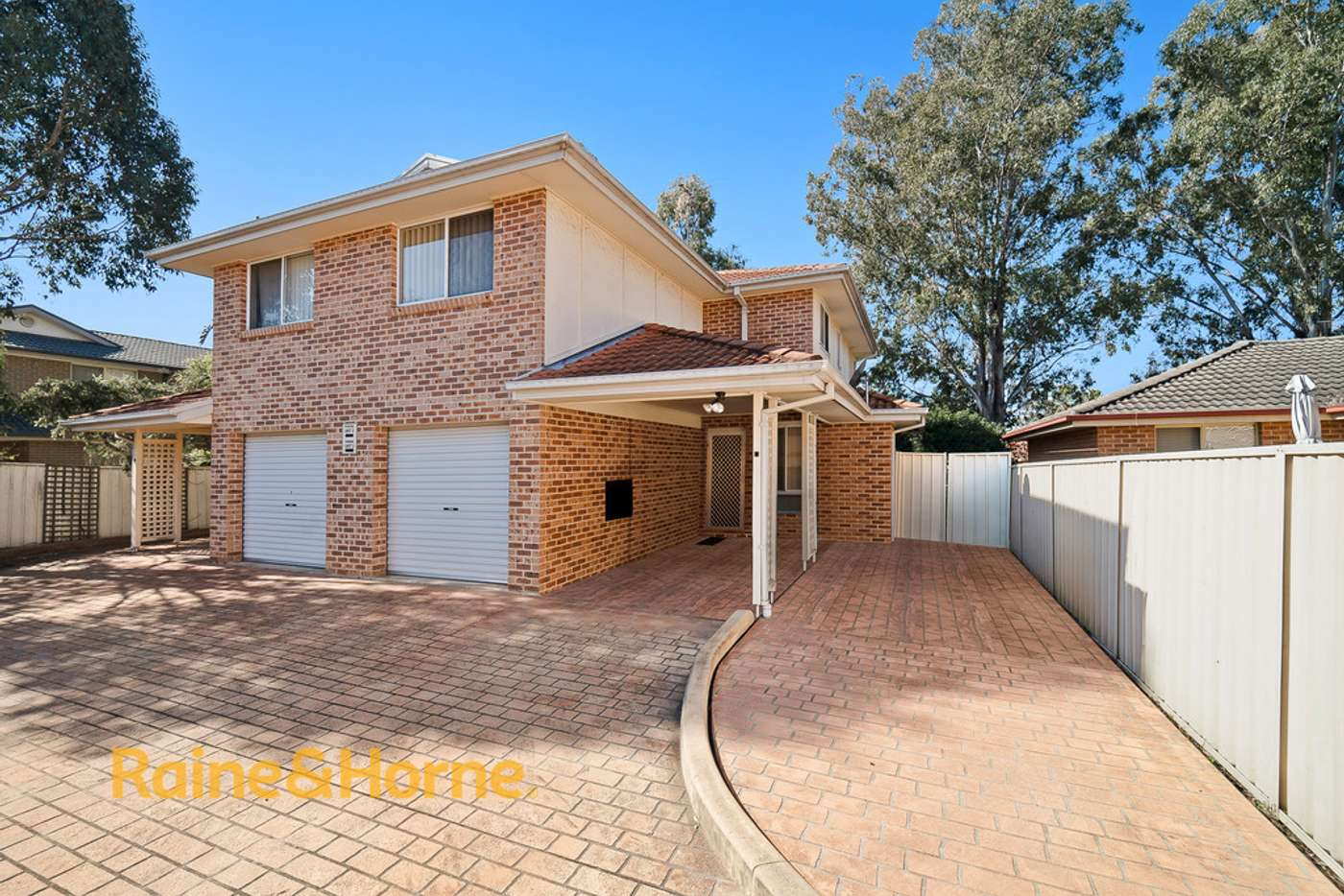 Main view of Homely townhouse listing, 3/40 Bringelly Road, Kingswood NSW 2747