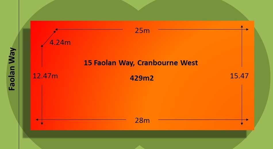 15 Faolan Way, Cranbourne West VIC 3977