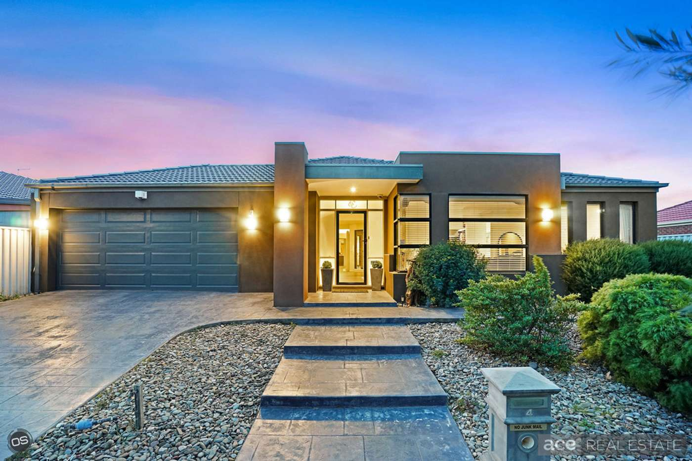 Main view of Homely house listing, 4 Licodia Avenue, Point Cook VIC 3030