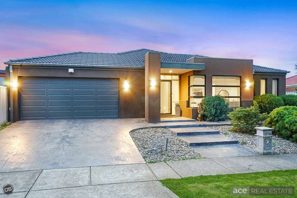 Second view of Homely house listing, 4 Licodia Avenue, Point Cook VIC 3030