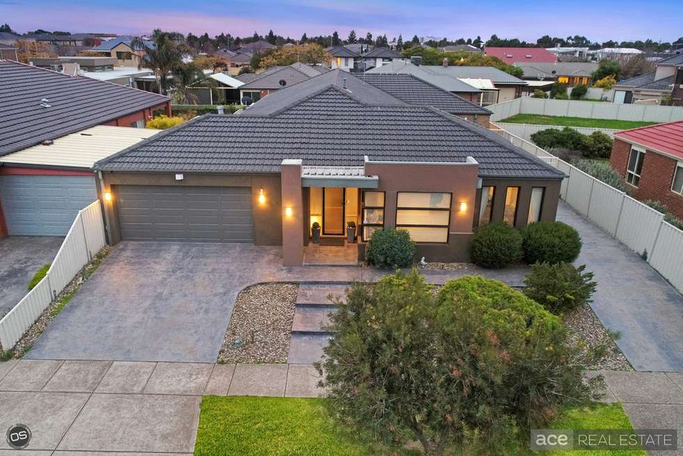 Fourth view of Homely house listing, 4 Licodia Avenue, Point Cook VIC 3030