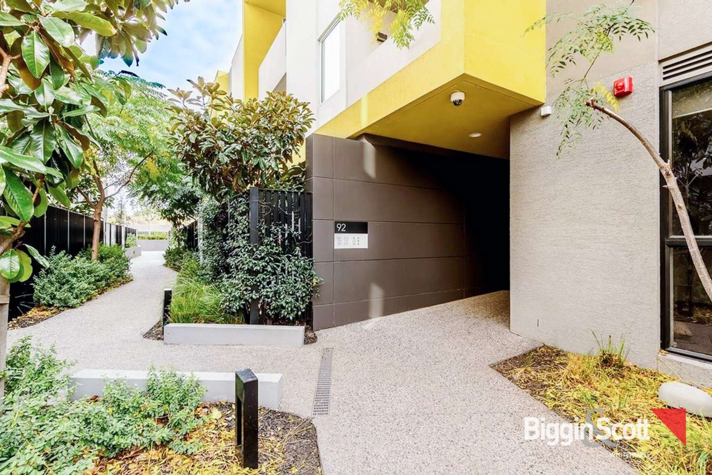 Main view of Homely apartment listing, 111/92 Cade Way, Parkville VIC 3052