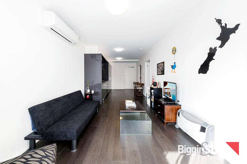 Third view of Homely apartment listing, 111/92 Cade Way, Parkville VIC 3052