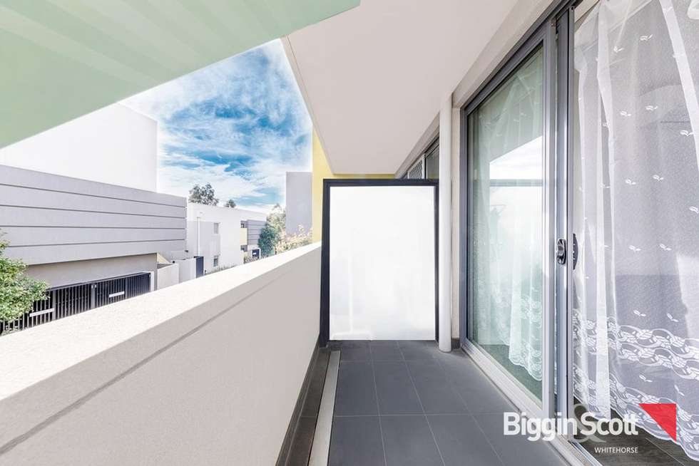 Fifth view of Homely apartment listing, 111/92 Cade Way, Parkville VIC 3052