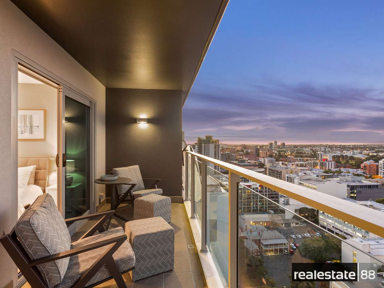 Main view of Homely apartment listing, 24/63 Adelaide Terrace, East Perth, WA 6004