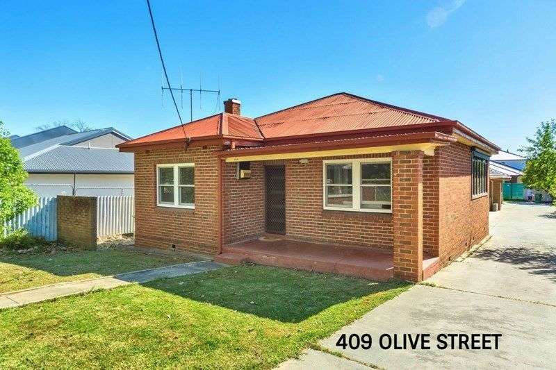 Main view of Homely townhouse listing, 409 Olive Street, South Albury, NSW 2640