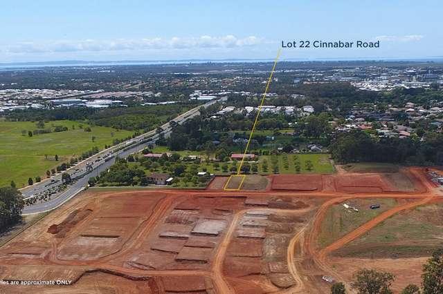 Lot 22 Cinnabar Road, Kallangur QLD 4503