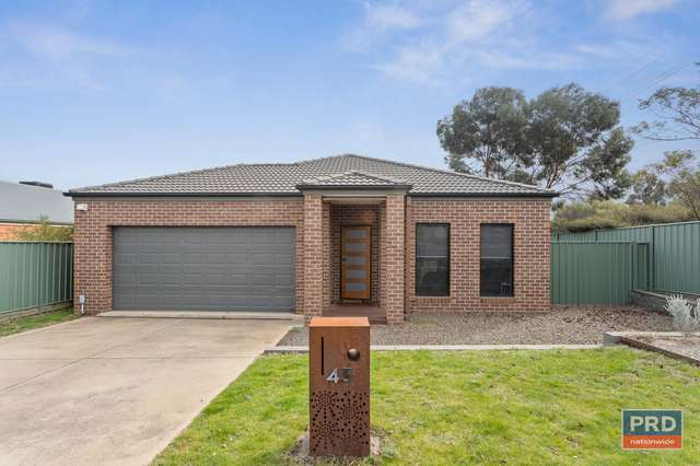 43 Lobb Street, North Bendigo VIC 3550