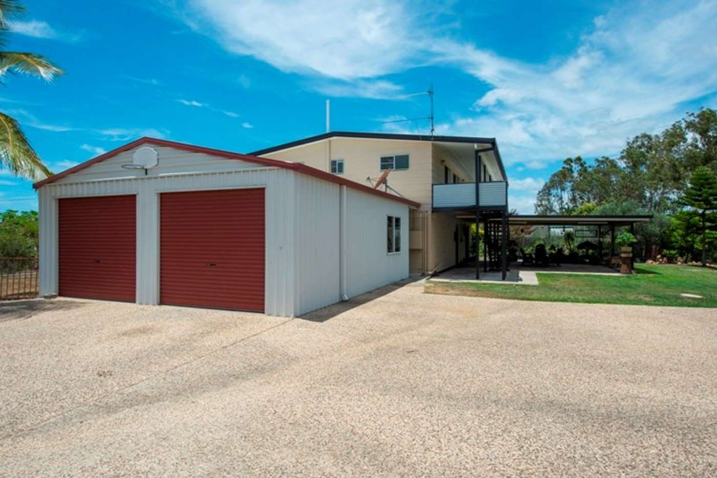 Main view of Homely house listing, 43 Helen Crescent, Wurdong Heights QLD 4680