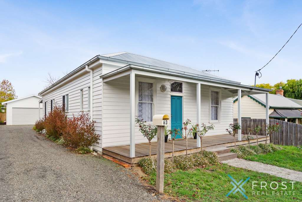 Main view of Homely house listing, 63 Hutton Street, Kyneton, VIC 3444