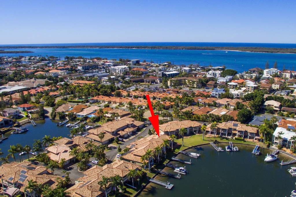 Main view of Homely townhouse listing, 42/76 Bayview Street, Runaway Bay, QLD 4216