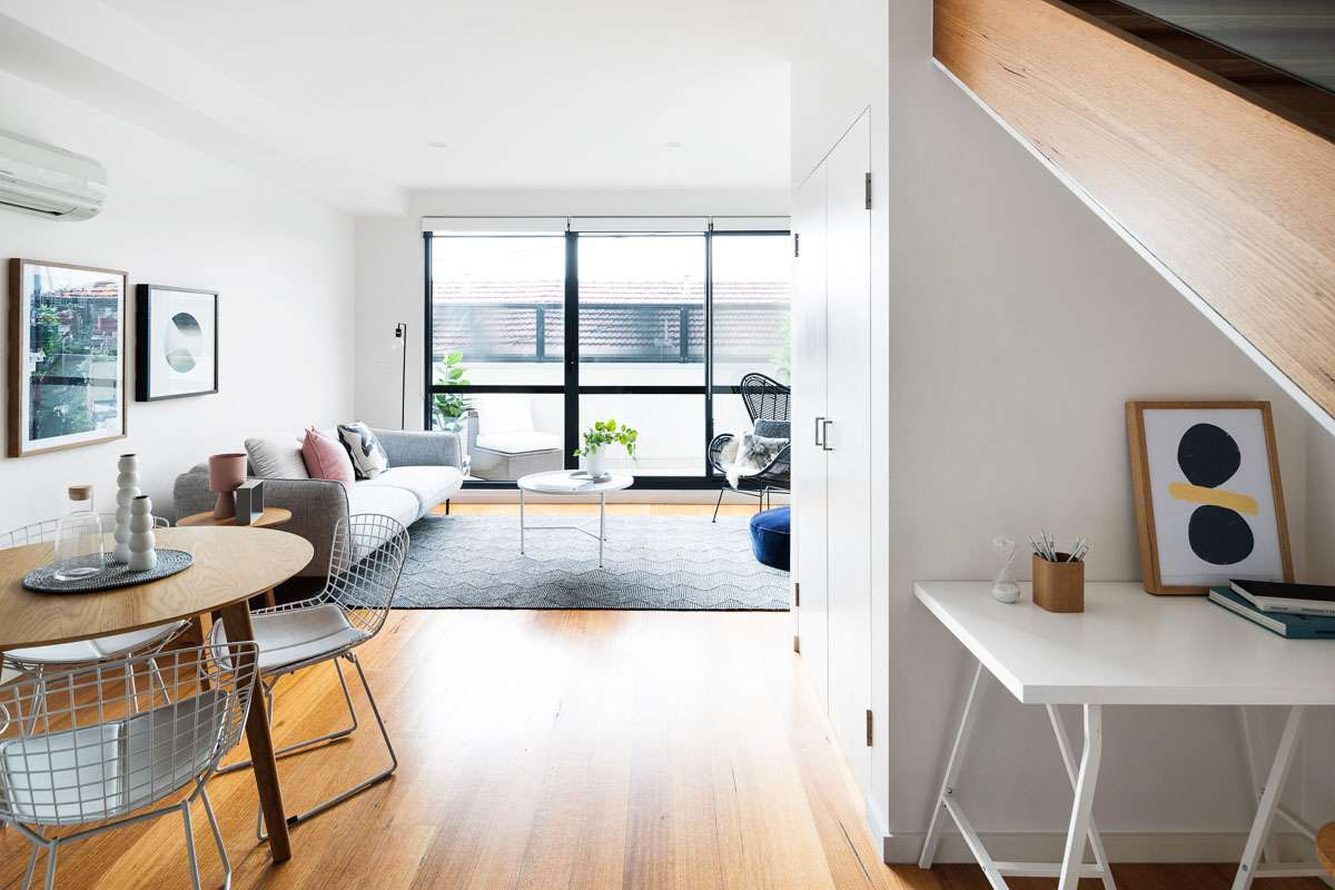 Main view of Homely apartment listing, 117/776 Sydney Road, Brunswick, VIC 3056