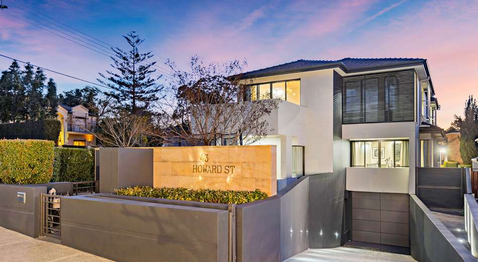 43 Howard Street, Strathfield NSW 2135