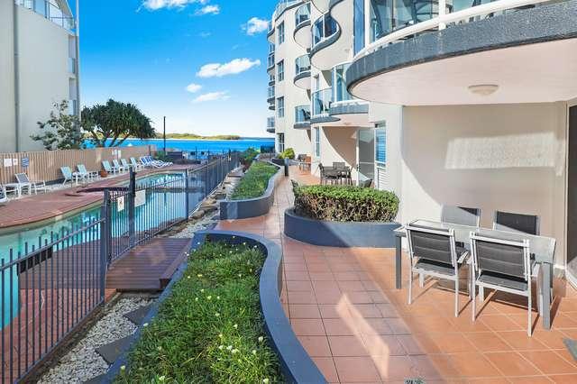5/38 Maloja Ave 'Watermark Apartments', Caloundra QLD 4551