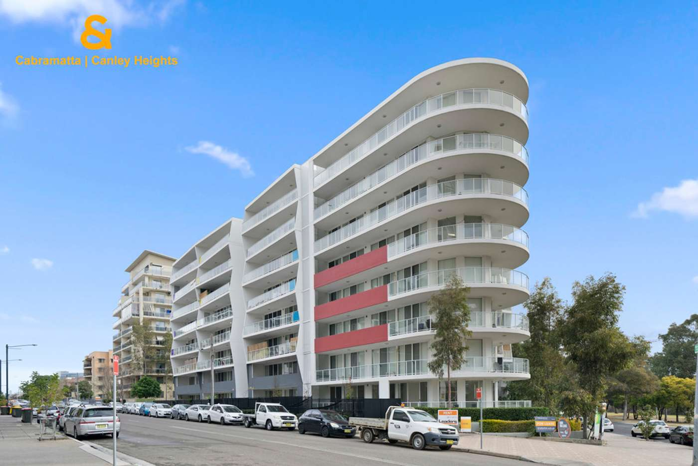 Main view of Homely apartment listing, 406/3 GEORGE STREET, Warwick Farm NSW 2170