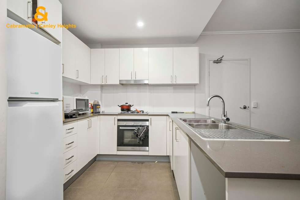 Second view of Homely apartment listing, 406/3 GEORGE STREET, Warwick Farm NSW 2170