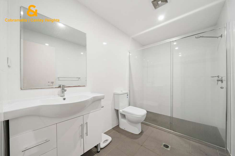 Fourth view of Homely apartment listing, 406/3 GEORGE STREET, Warwick Farm NSW 2170