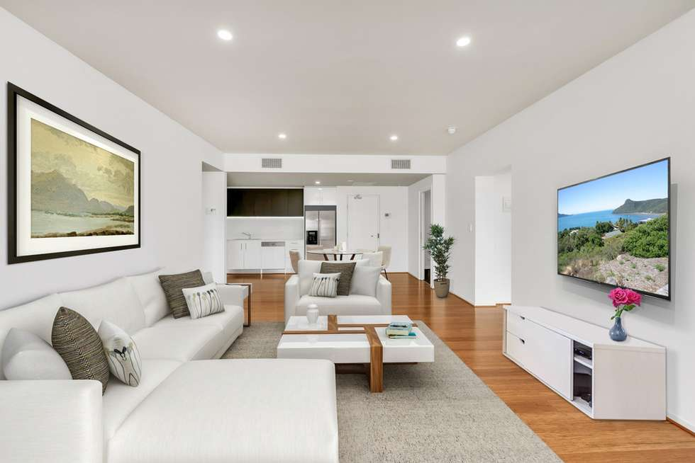 Second view of Homely apartment listing, 102/112 South Terrace, Adelaide SA 5000