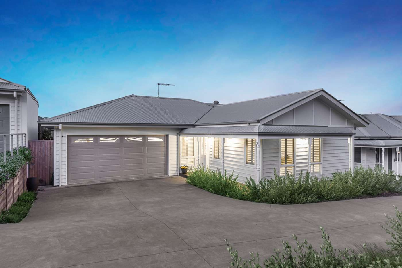 Main view of Homely house listing, 3/80A Howey Street, Gisborne VIC 3437