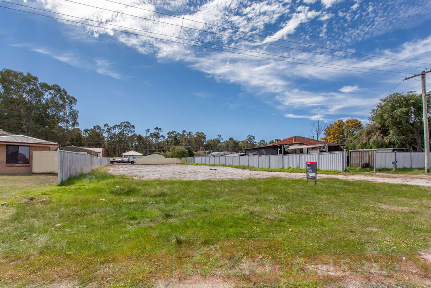 Main view of Homely residentialLand listing, 126 Ogden Street, Collie WA 6225