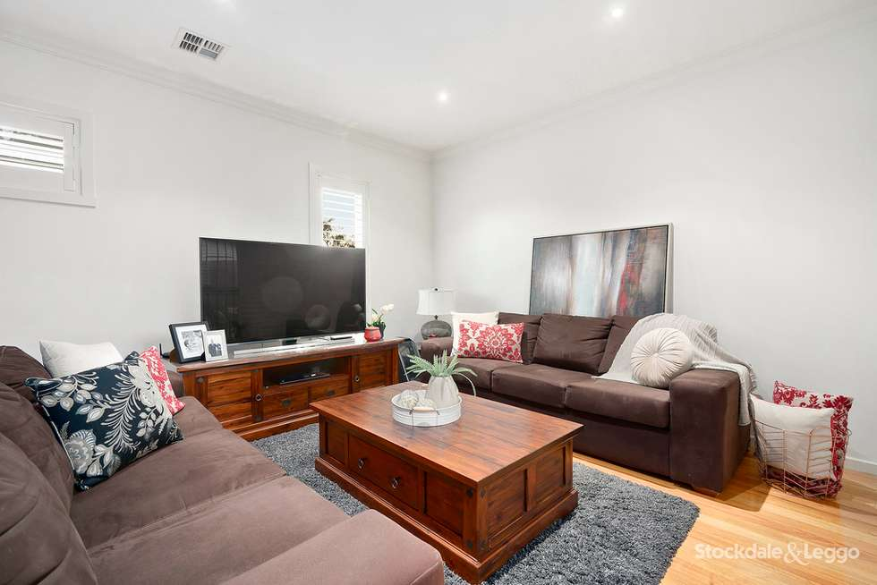 Second view of Homely townhouse listing, 77 West Street, Hadfield VIC 3046