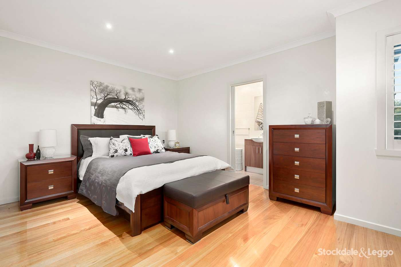 Fifth view of Homely townhouse listing, 77 West Street, Hadfield VIC 3046