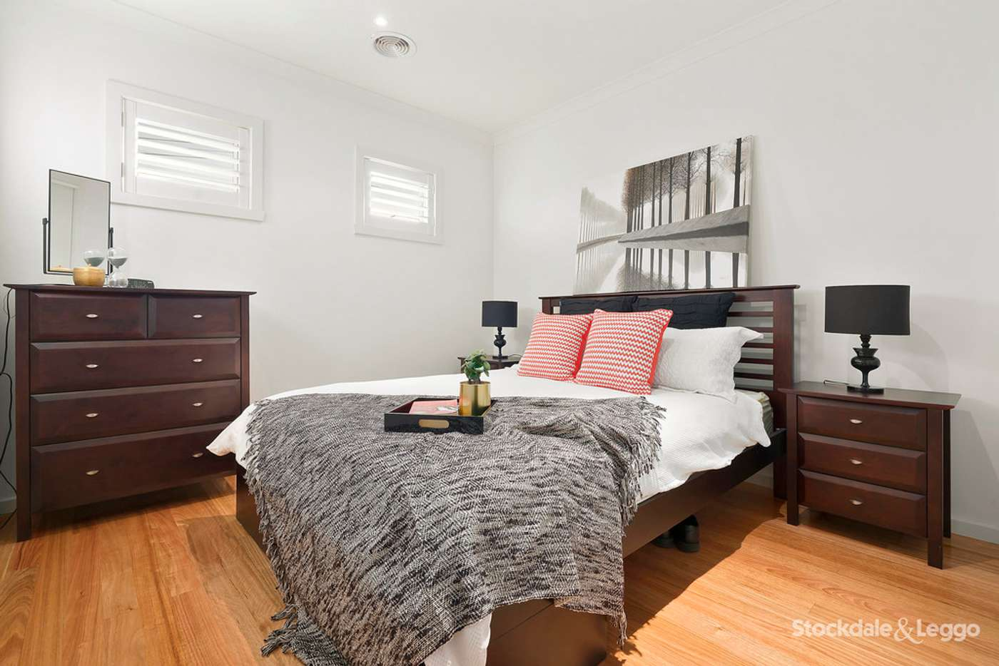 Sixth view of Homely townhouse listing, 77 West Street, Hadfield VIC 3046