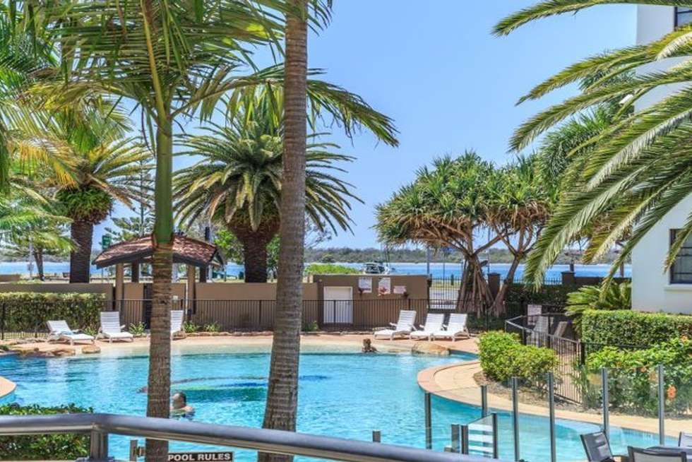 Second view of Homely unit listing, 318/392-398 Marine Parade, Labrador QLD 4215