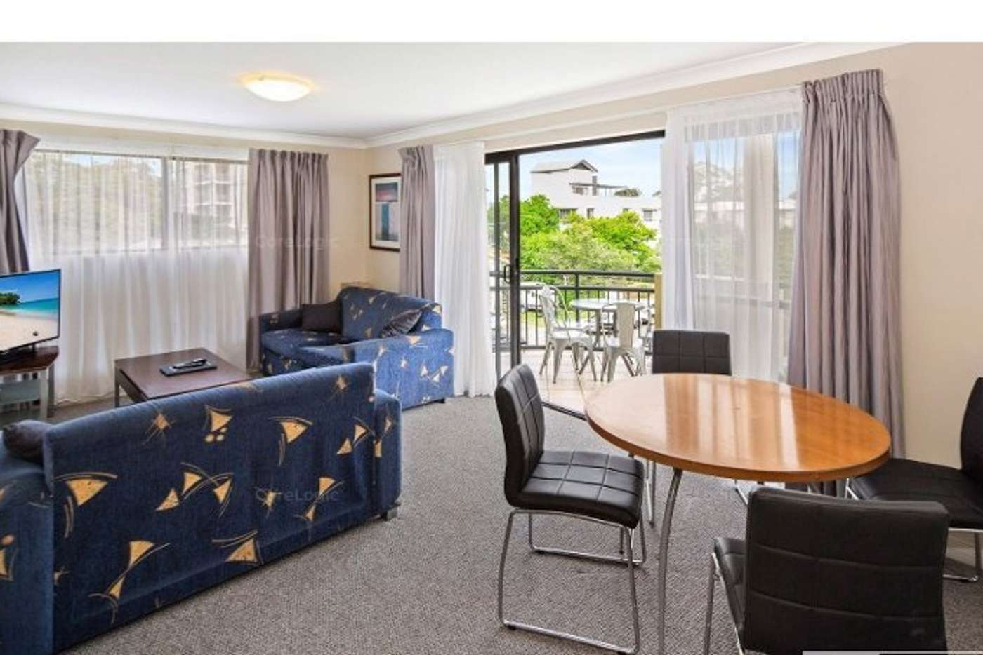Sixth view of Homely unit listing, 318/392-398 Marine Parade, Labrador QLD 4215