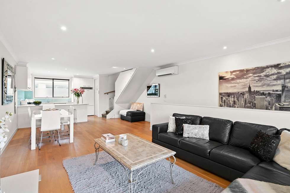 Second view of Homely townhouse listing, 3/4 Blagdon Street, Cheltenham VIC 3192