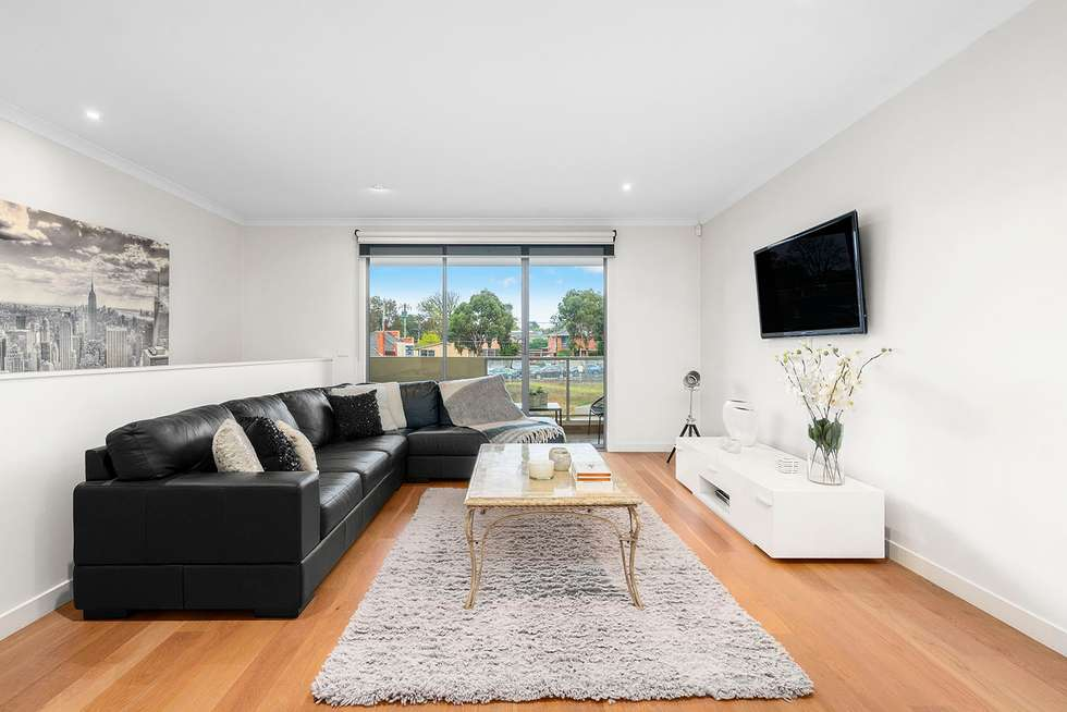 Third view of Homely townhouse listing, 3/4 Blagdon Street, Cheltenham VIC 3192