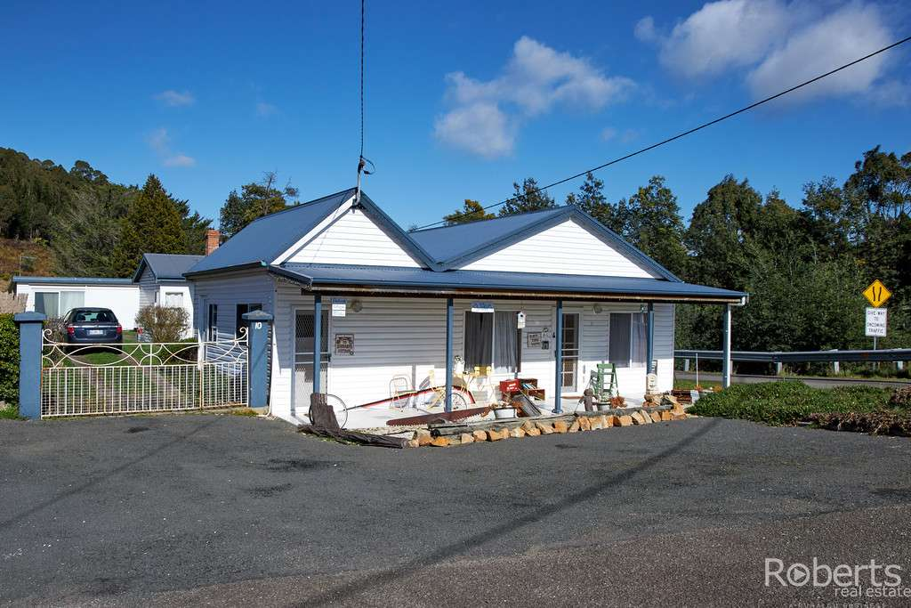 Main view of Homely house listing, 10 Scott Street, Branxholm, TAS 7261