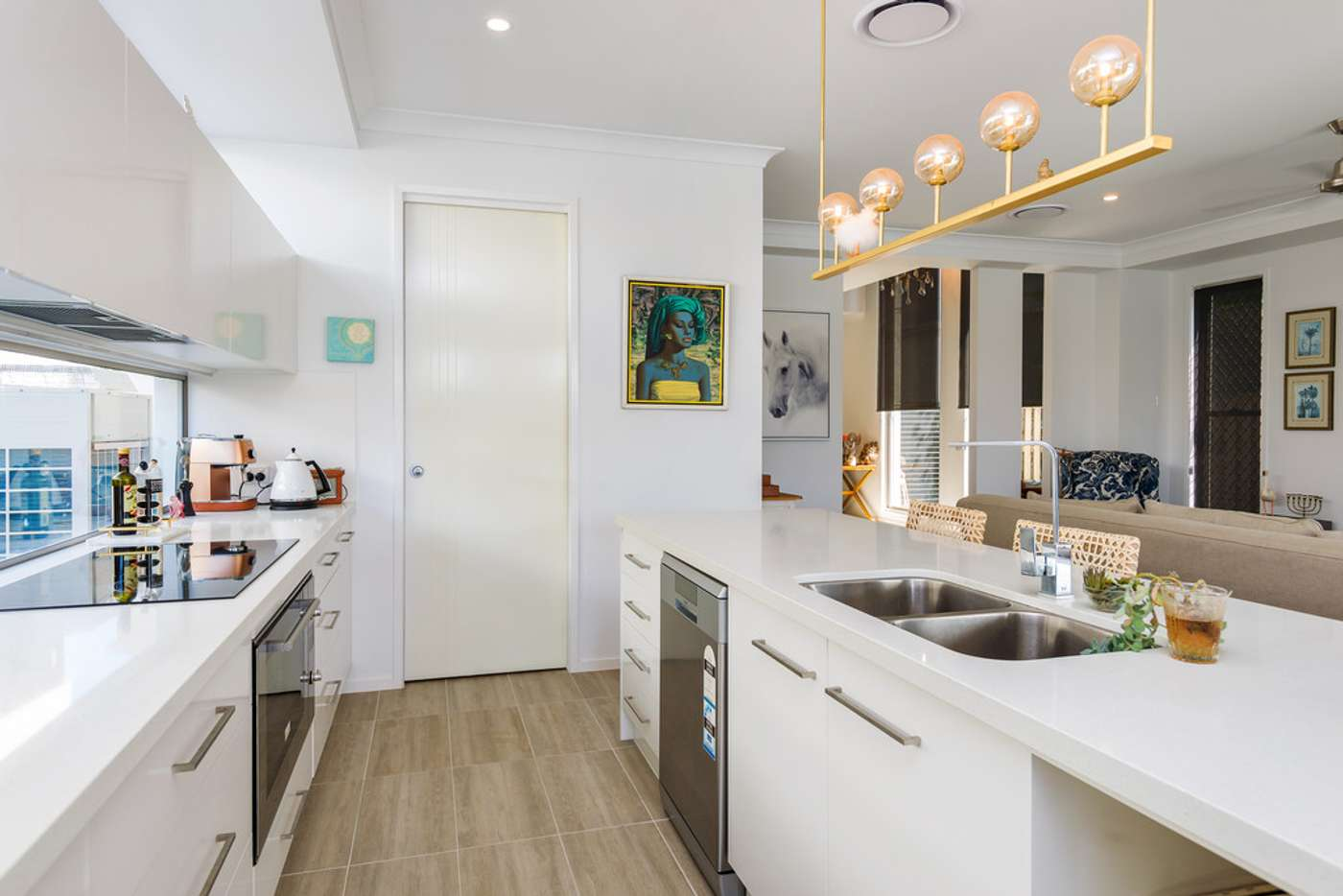Sixth view of Homely house listing, 20 Northwater Drive, Hope Island QLD 4212