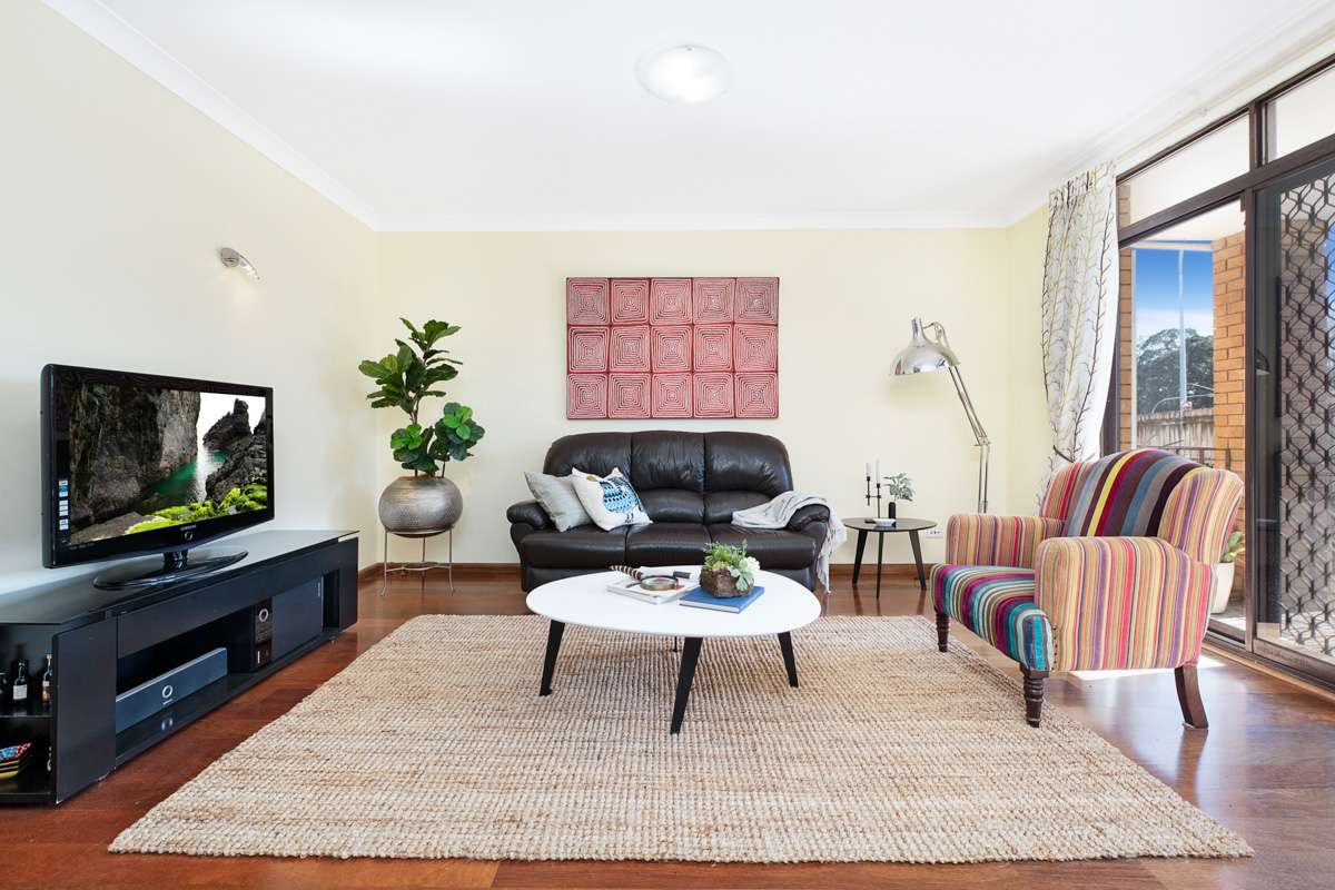 Main view of Homely unit listing, 3/77 Chandos St, Ashfield, NSW 2131
